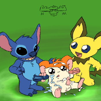 list stitch experiments of lilo and Anime girl pee naked comic
