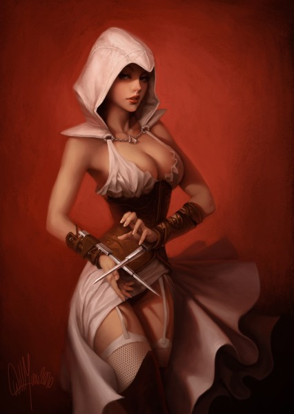 evie assassin's syndicate creed porn Why the hell are you here teacher hentai