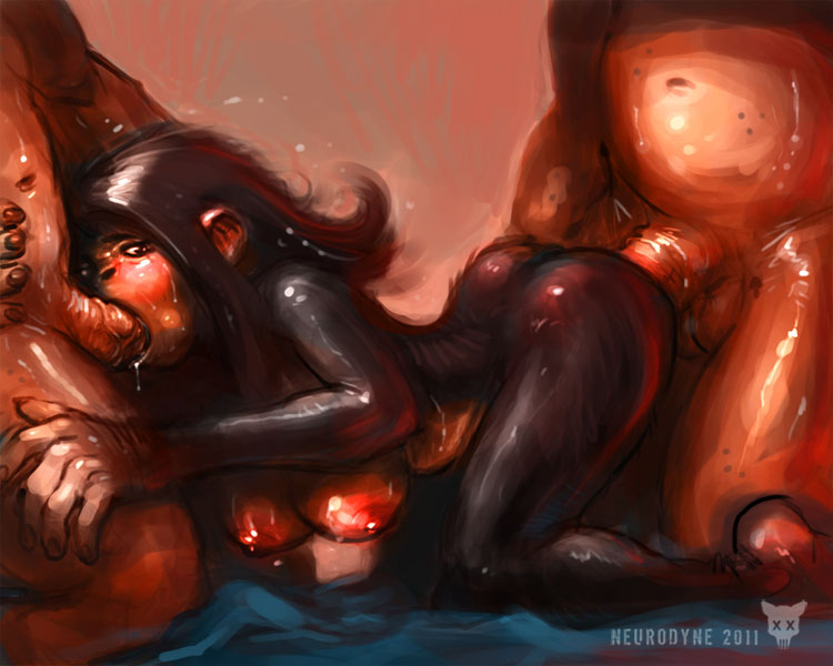 melty planet gargantia on the verdurous Ginny from harry potter nude