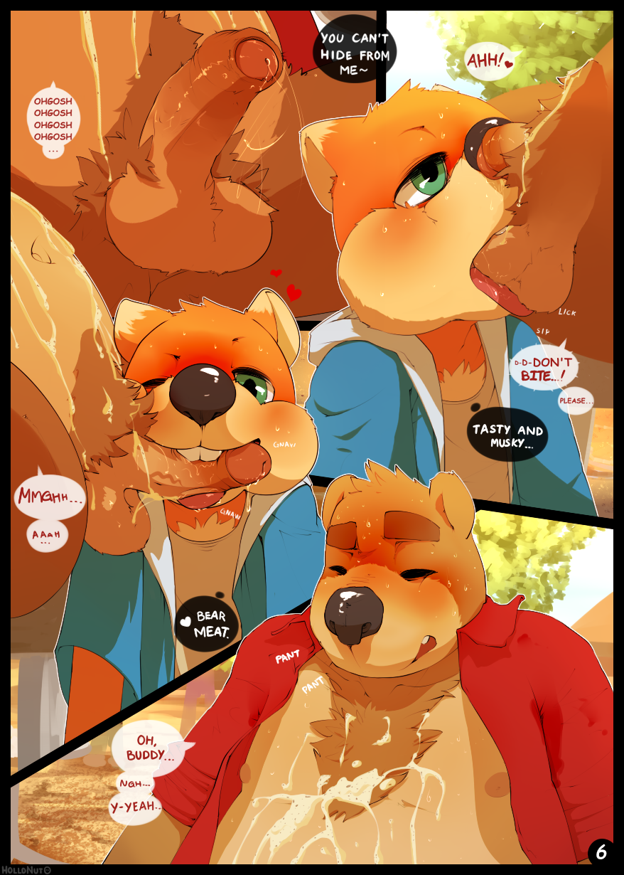 fur bad day conker's bees Wikihow to be a furry