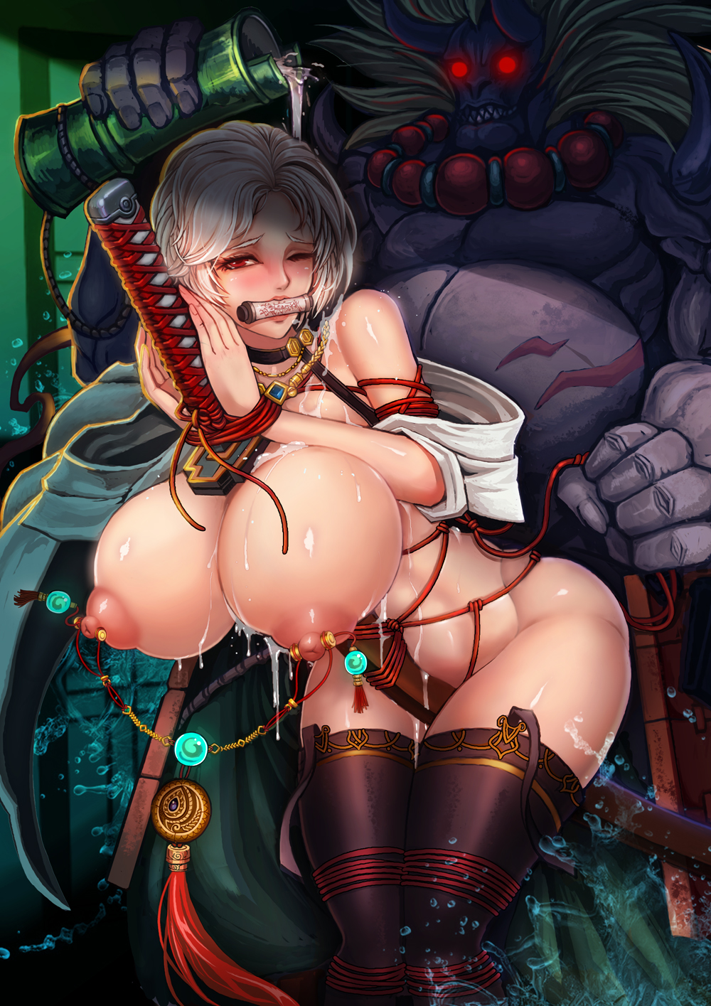 and esdeath fanfiction tatsumi lemon World of warcraft female orc porn