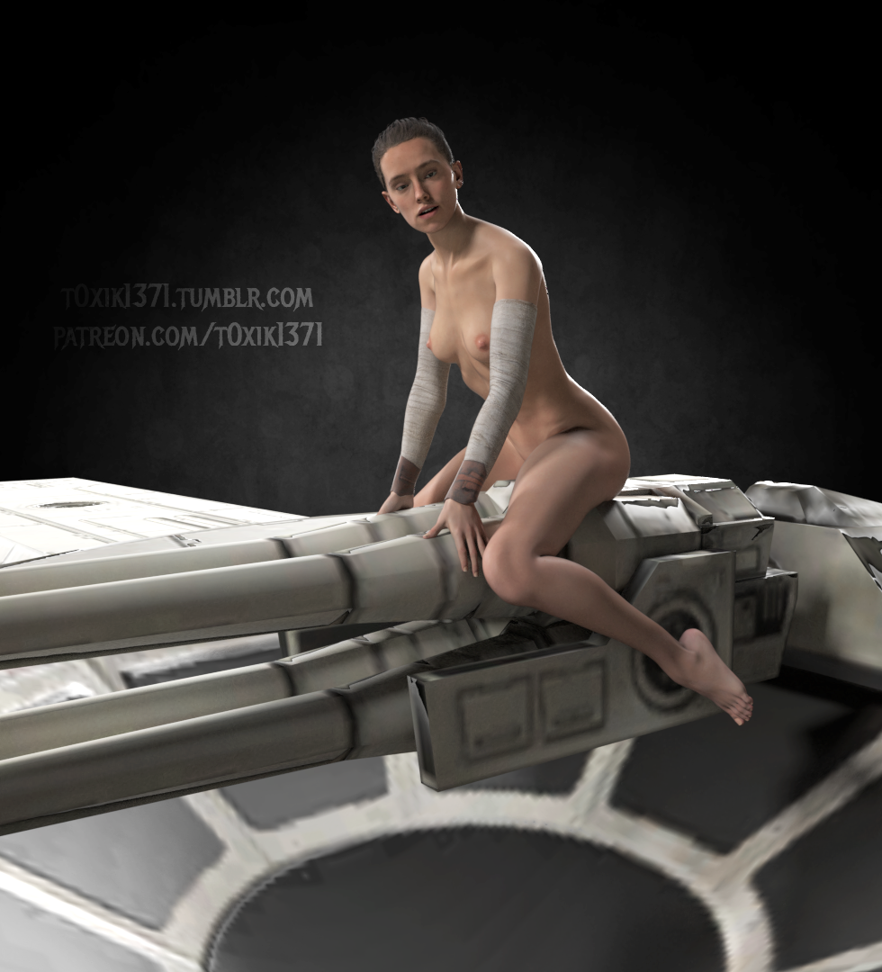 wars nude the awakens star force rey Calypso in pirates of the caribbean