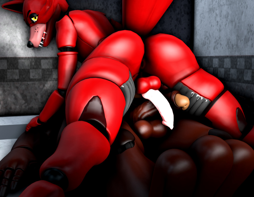 2 five nights at 3d freddy's Conkers bad fur day boobs