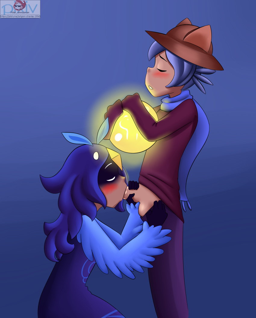 niko how draw to oneshot Trials in tainted space paige