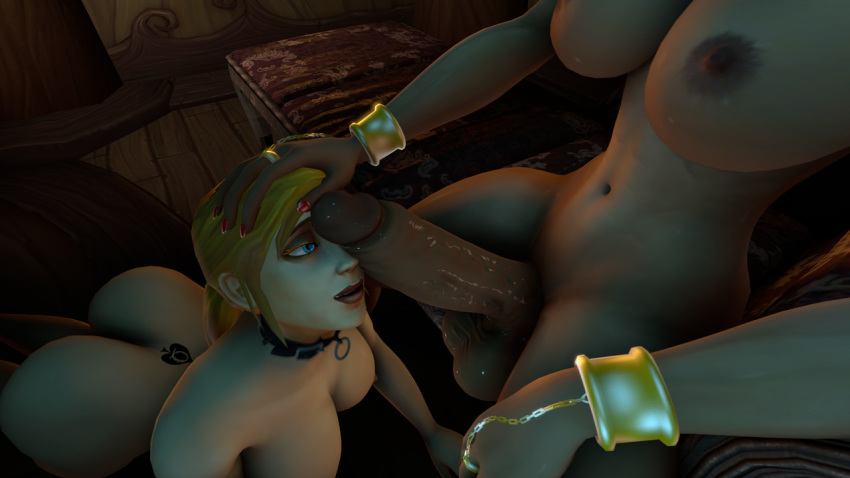 out mana of world this Resident evil 5 nude mod