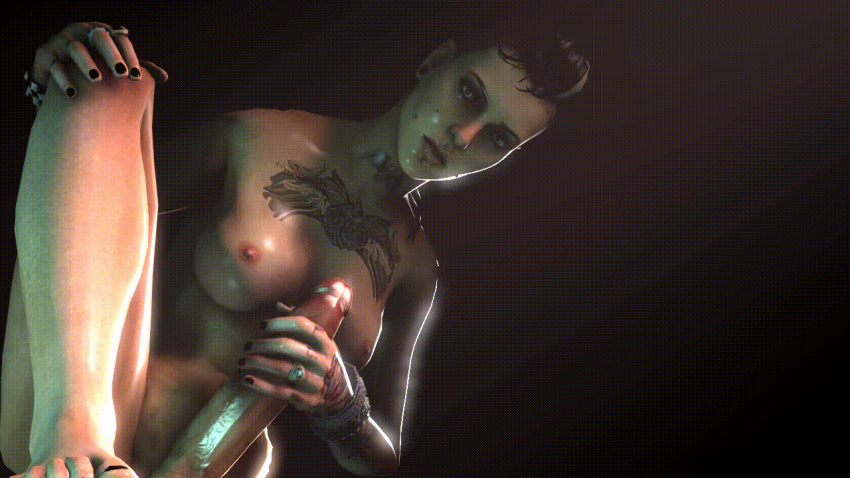 watch dogs nude 2 sitara Trials in tainted space lapinara